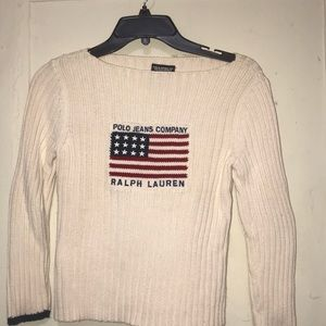 Polo Jeans crew neck sweater